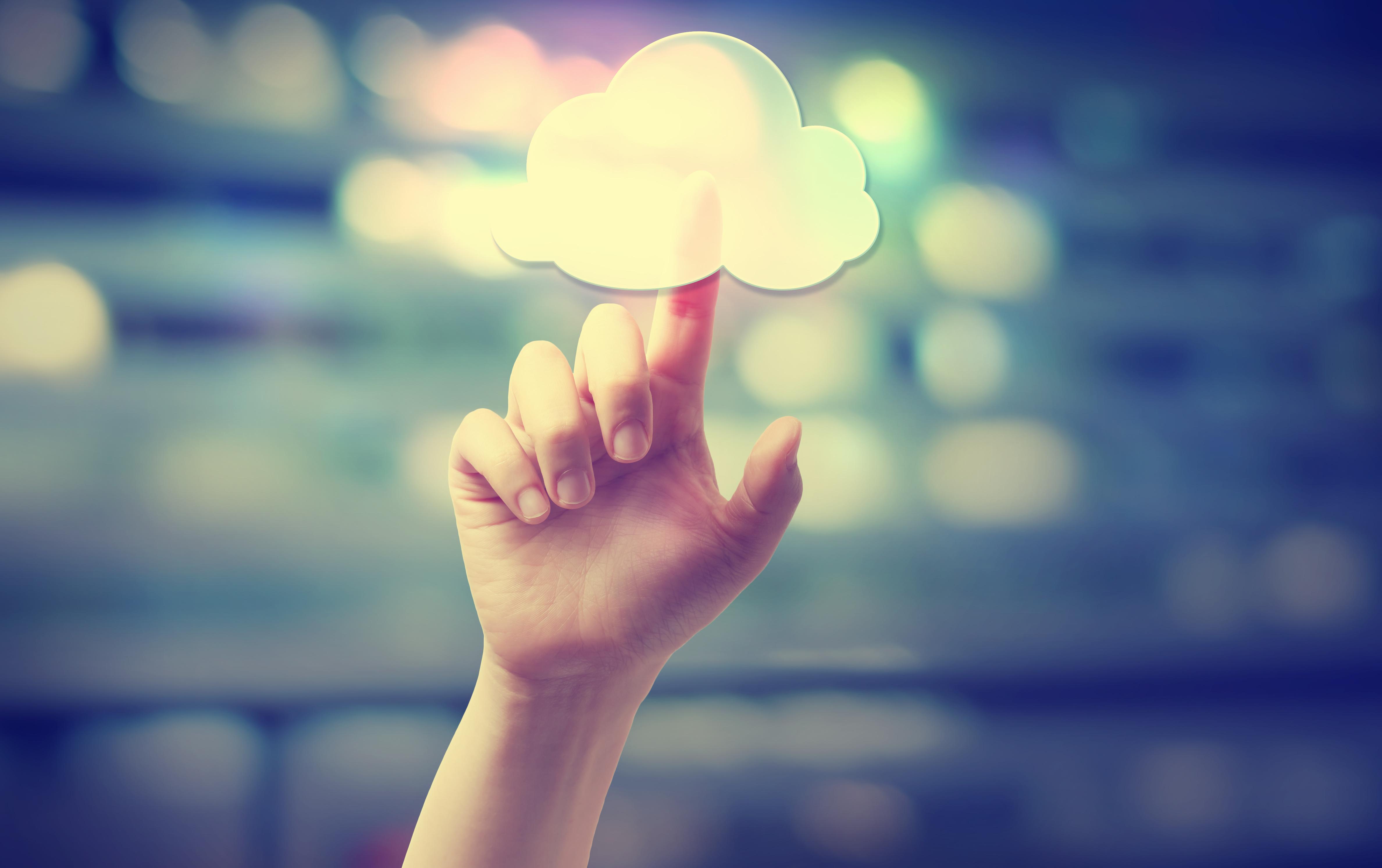 nube redes sociales