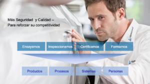 tuv certificaciones galicia