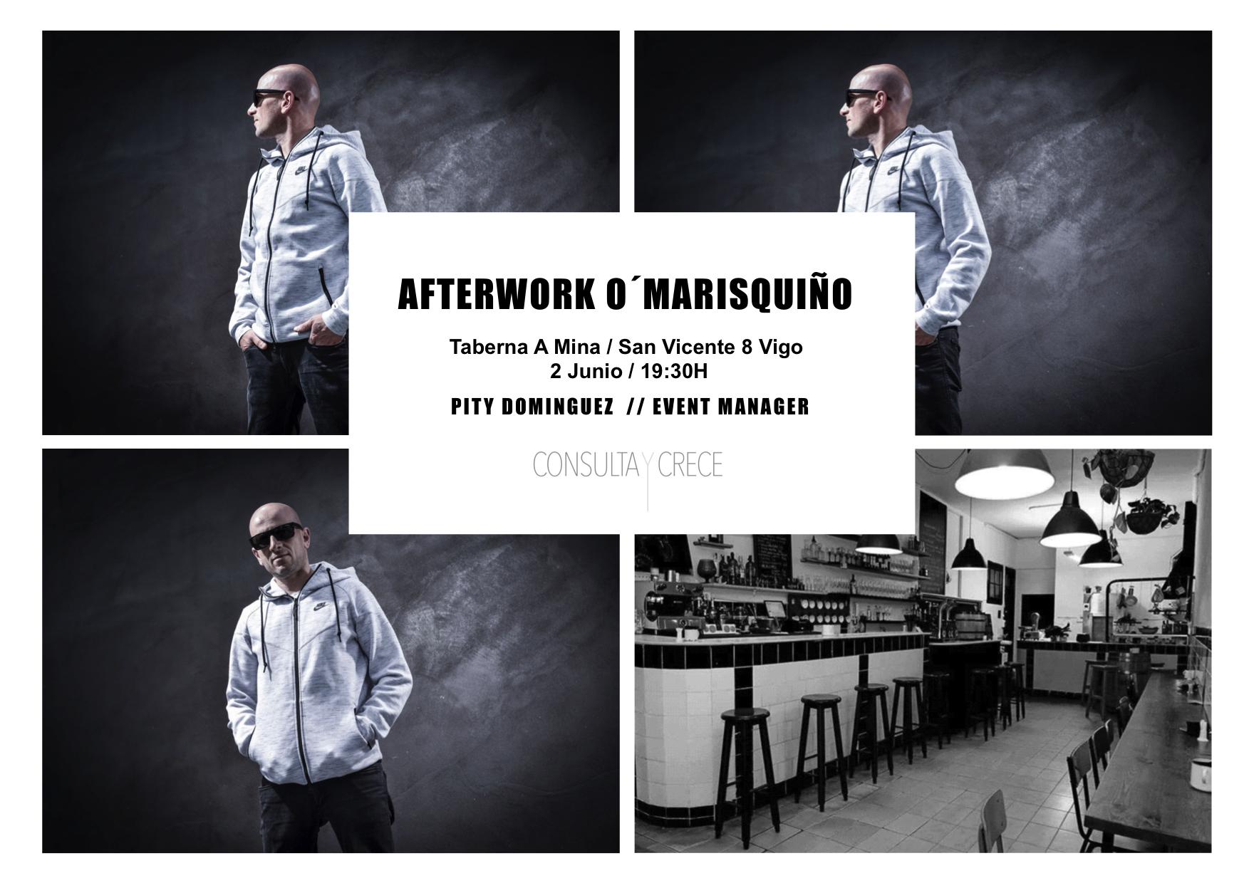 Afterwork o marisquiño consultaycrece networking