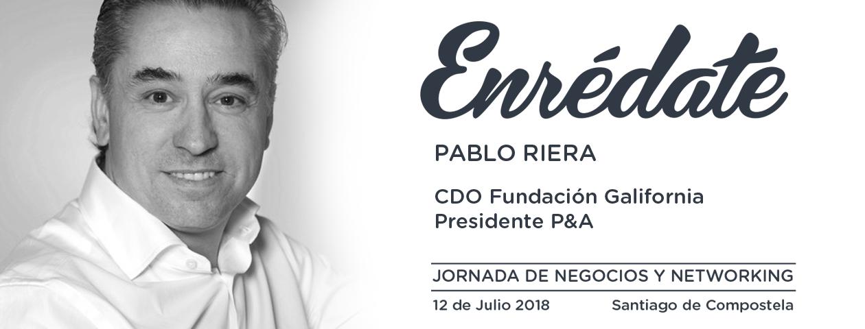 Enredate 2018 jornada de negocios y networking Pablo Riera