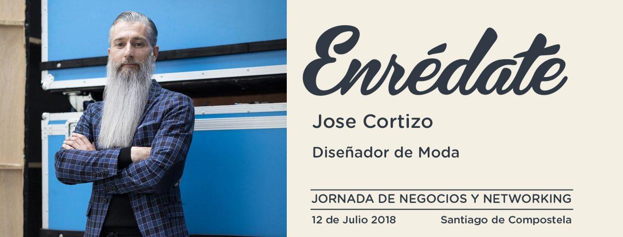 Enredate 2018 jornada de negocios y networking Jose Cortizo