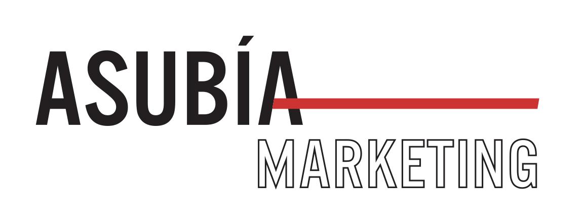 Logo Asubia marketing RGB